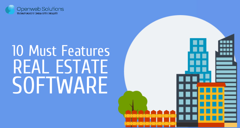 10 features that will make your real estate software an instant hit