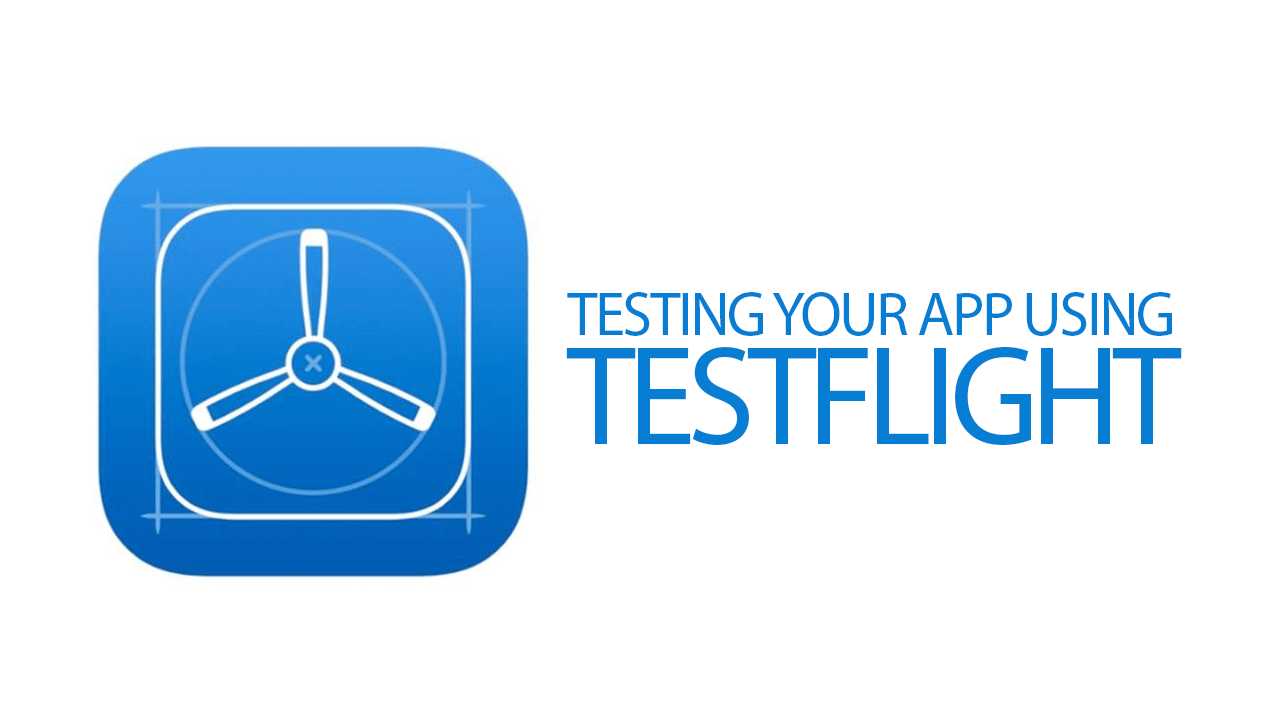 How to use TestFlight to test the Apps with Ionic?