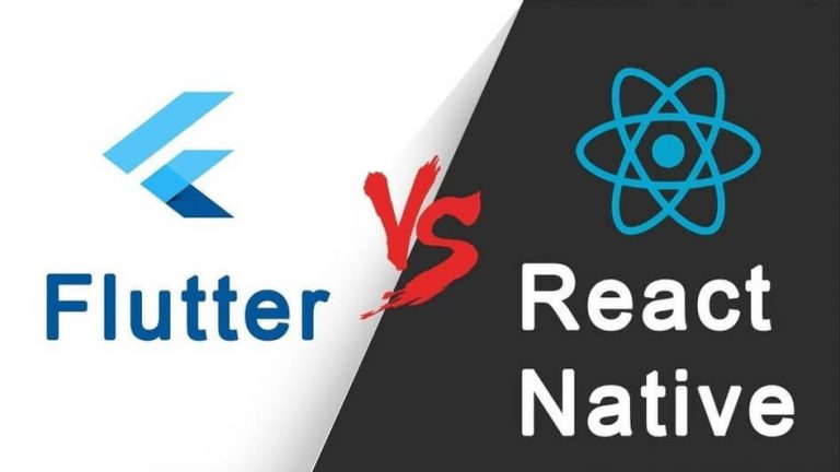 DIFFERENCE BETWEEN REACT NATIVE AND FLUTTER