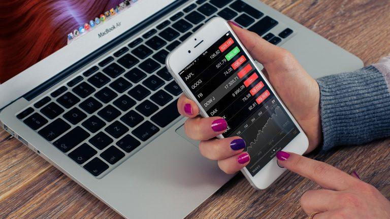 top-rated stock market app development company