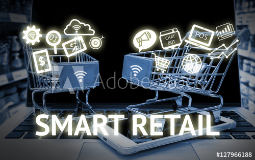 Smart retail software services