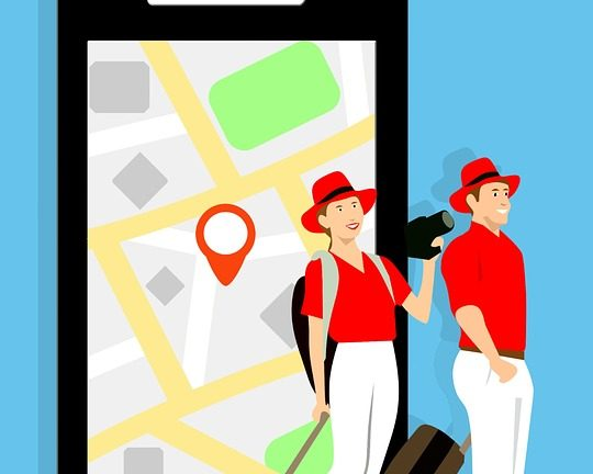 Travel and hospitality app development