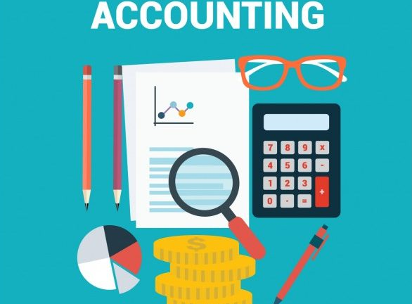 accounting website development
