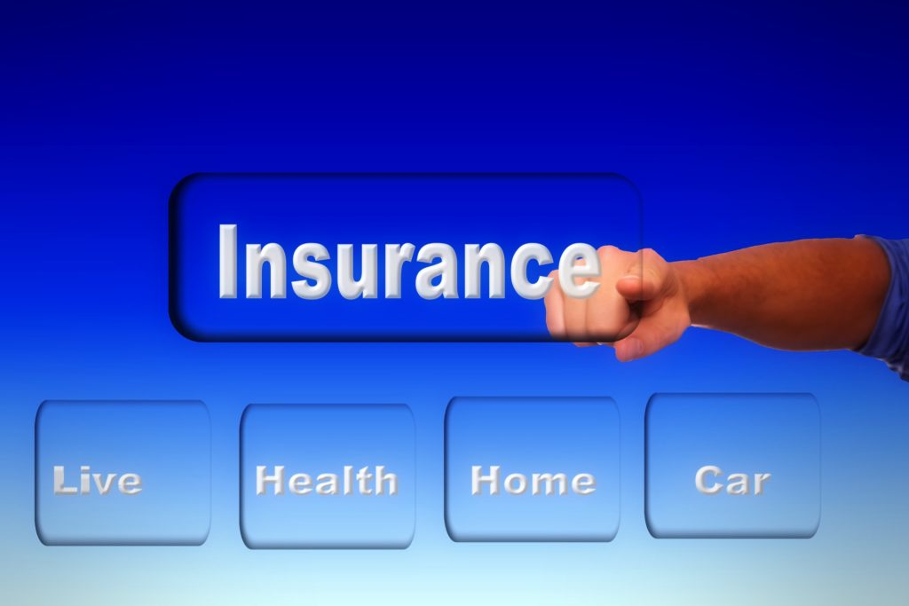 various insurance website development