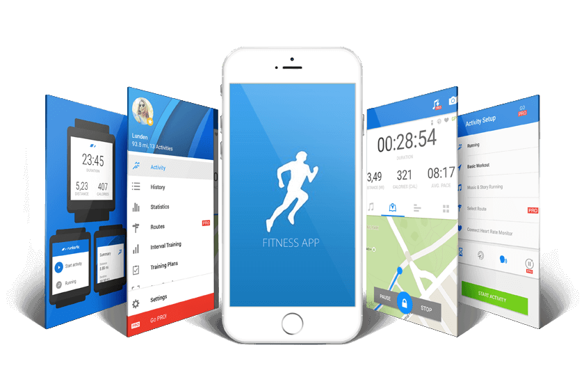 Mobile Apps- Transforming the World of Fitness