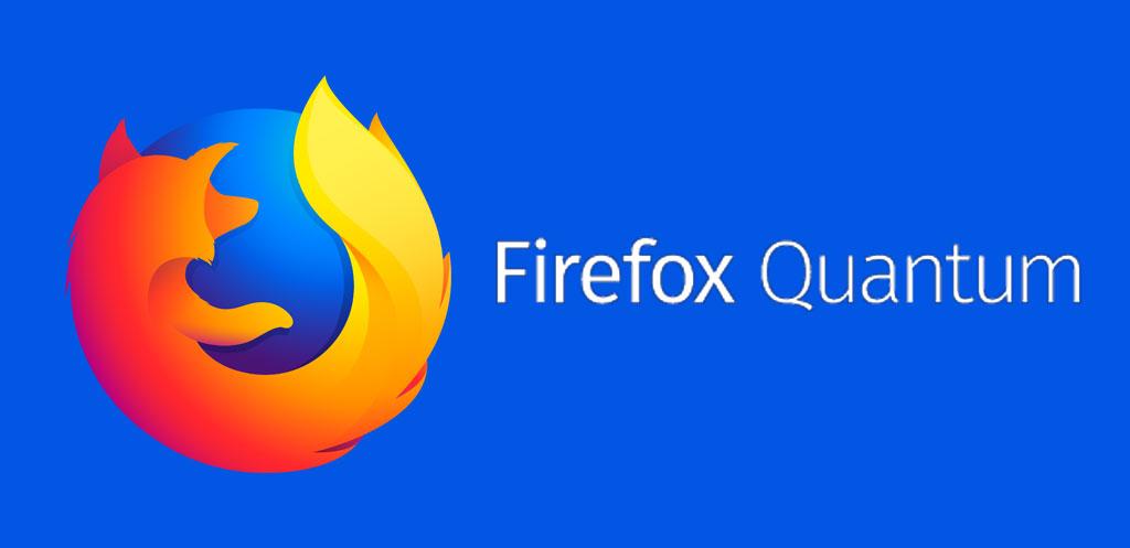 Firefox introduces it's newest version Quantum