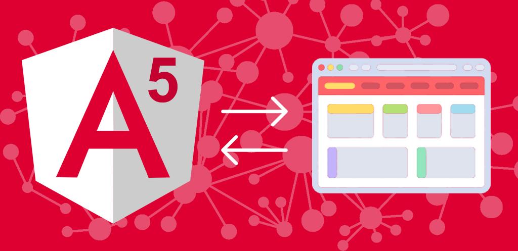 Angular 5 app setup and Routing
