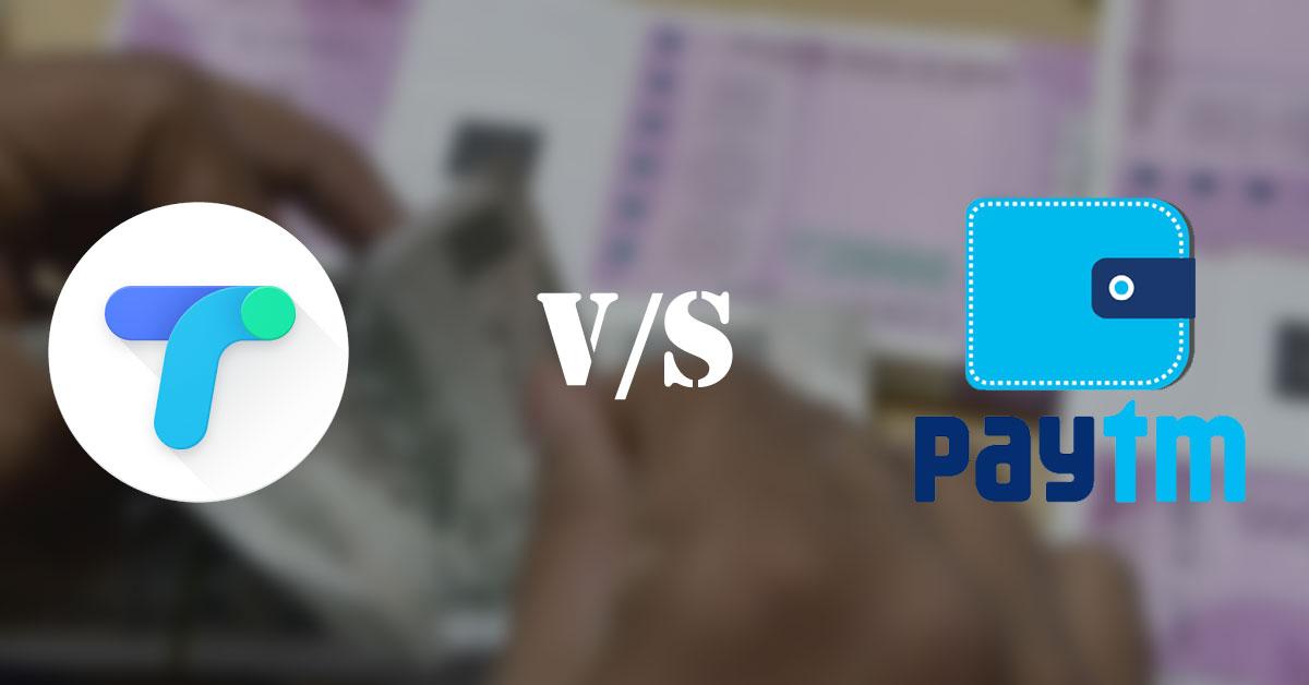 Google launcher Tez-VS-Paytm wallet apps – The battle of Digital Payments