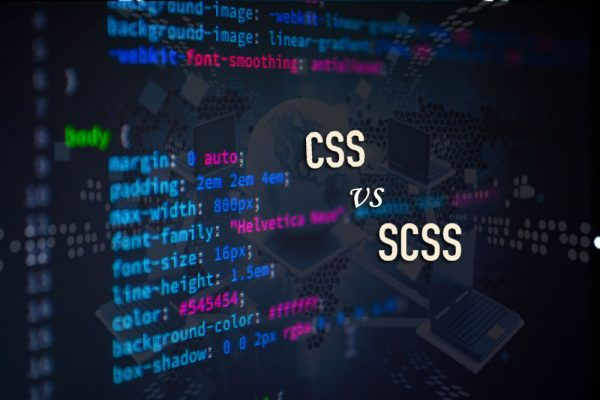 Some useful differences between CSS and SCSS