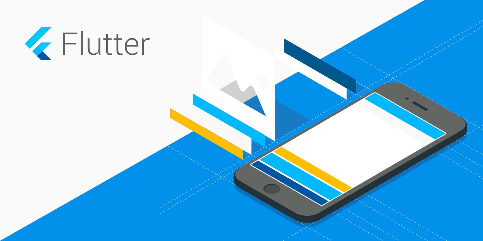 Why we use flutter for app development?