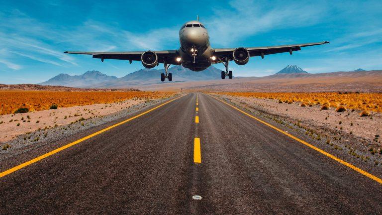 Aviation website development
