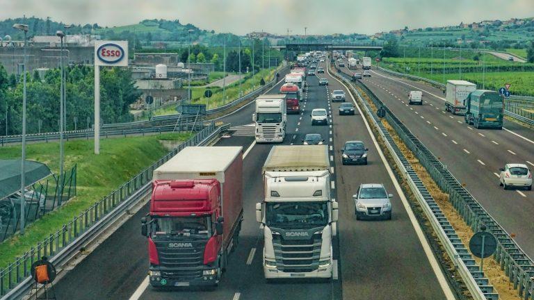 Transport app development