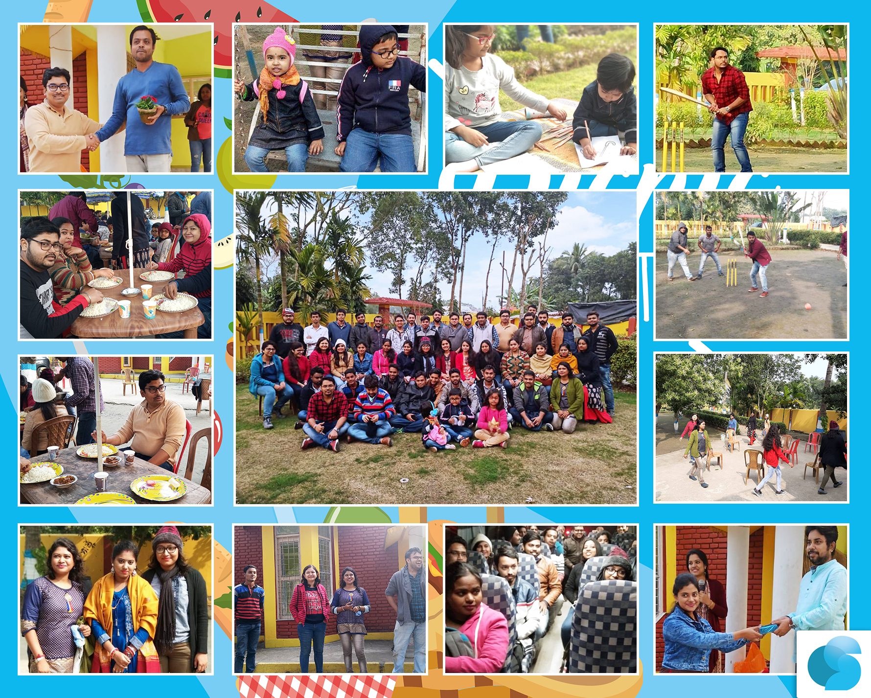 Annual Picnic 2020: Reconstructing Childhood with Extended Family