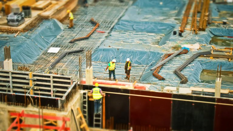 construction website development 2