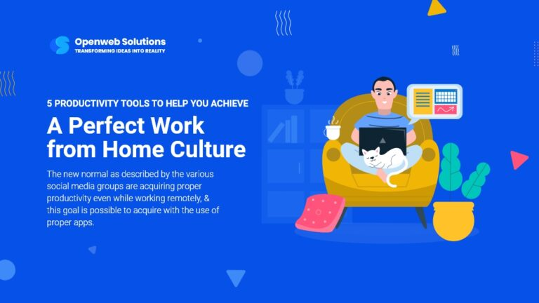 Productivity Tools for Perfect Work from Home