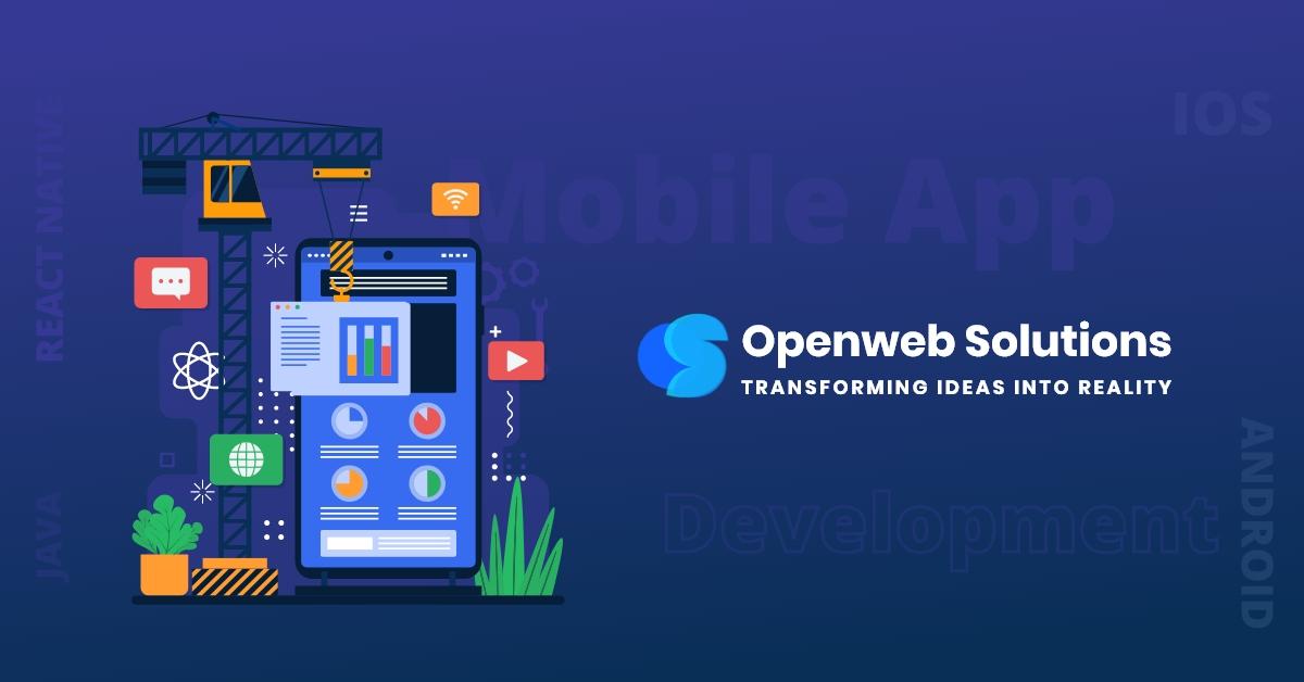 mobile app development services in USA