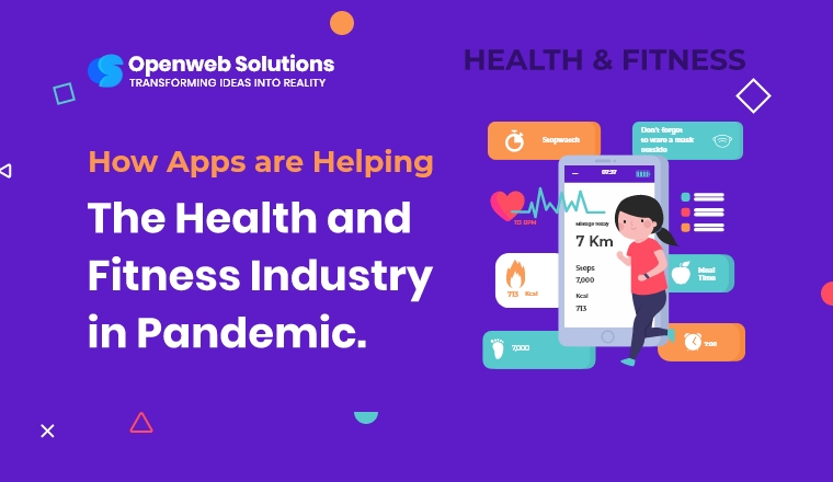 Mobile App Development: a Blessing for the Health & Fitness Industry