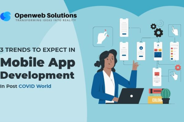 Mobile App Development: 3 Trends to Expect in Post COVID World